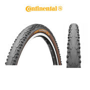"Ulkorengas 26"" CONTINENTAL Contact Travel 47-559, musta"