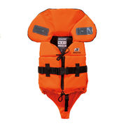 Baltic Split Front 1254 lifejacket orange Baby 3-15kg
