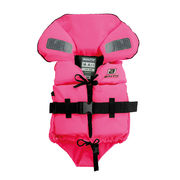 Baltic Split Front 1268 lifejacket pink Baby 3-15kg