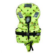 Baltic Pirate lifejacket UV-yellow Baby