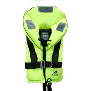 Baltic Ocean harness lifejacket UV-yellow