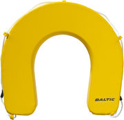 Baltic Sparecover horseshoe buoy yellow