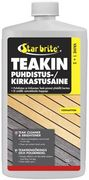 Star brite One Step Teak Cleaner & Bright Puhd./kirk. 1L
