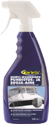 Star brite Muovipintojen puhd/suoja 650ml spray