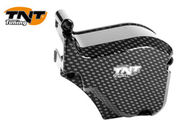 TNT Oil pump cover, Carbon-style, Derbi Senda 06->