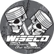 PRE-ORDER PRODUCT Wiseco Piston Kit Kaw 2007-08 KX250F 4v Flat Top 13.5:1 CR