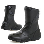 Sweep Boots GS Tourance leather Waterproof, black