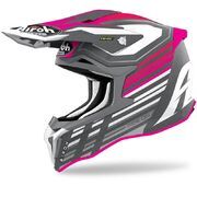 Airoh Helmet Striker Shaded pink matt