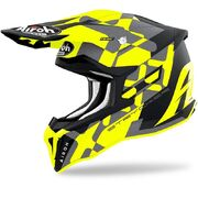 Airoh Helmet Striker XXX yellow matt