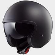 LS2 Helmet OF599 SPITFIRE SOLID matt black