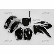 UFO Plastic kit 5-parts Black CR85 03-