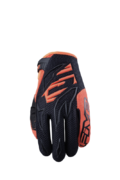 Five Glove MXF3, black/fluo orange