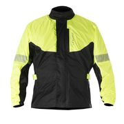 AS Rainjacket Hurricane Yellow/Black