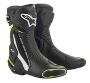 Alpinestars Boots SMX Plus v2 Black/Yellow fluo