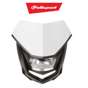 Polisport HALO headlight white