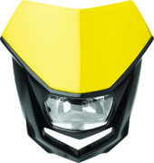 Polisport HALO headlight yellow