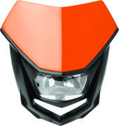 Polisport HALO headlight orange