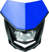 Polisport HALO headlight blue