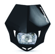Polisport MMX headlight black
