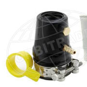 Orbitrade, rubber stuffing box EVO 25mm