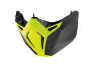 Shark Street Drak mask, black/yellow