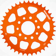 Supersprox Alu Rear sprocket KTM SX50 09-13 Orange 39