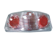 Tail light lens kirkas
