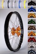 PRE-ORDER PRODUCT TALON Front Wheel 21x1 60 EXCEL CR/CRF125-500 02- gold/black