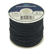 Polyester Rope navy 4,0mm 12m