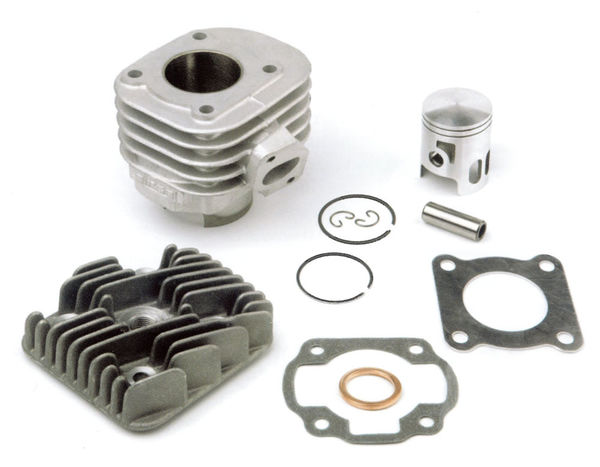 Airsal Cylinder kit & Head, 50cc T6, CPI 03- 2-S / Keeway 2-S