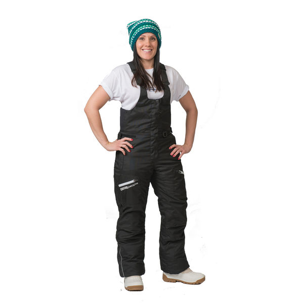 Snowpeople Hot-X lady pants D-size black